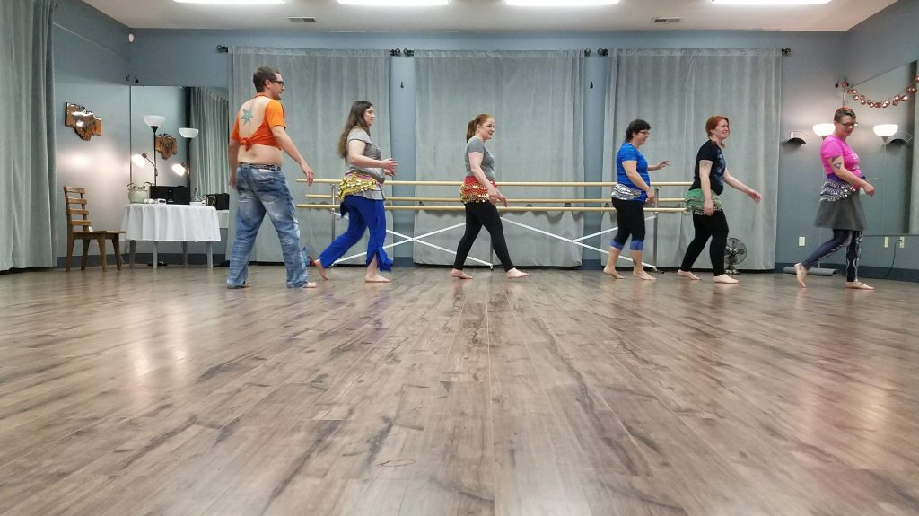 belly dance class students bellydance dancers workshop sera sehara asheville nc