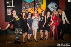 Sera Sahara @ Burlesque Brunch @ The BLOCK off Biltmore | Asheville | North Carolina | United States